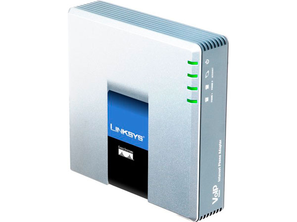 Linksys SPA2102