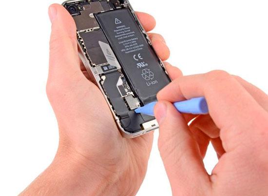 Айфон 5 замена аккумулятора своими руками