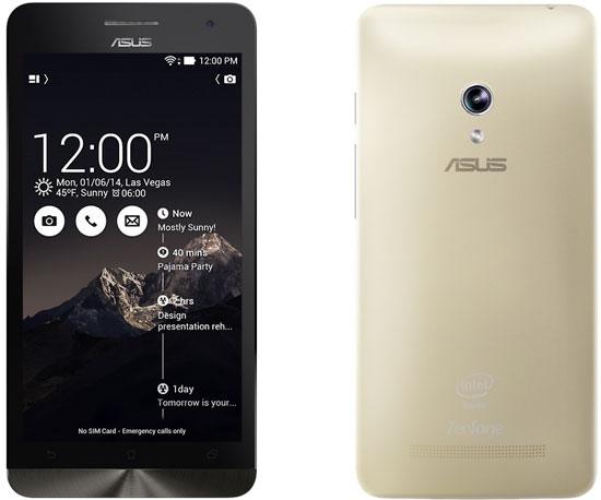 Отзыв о смартфоне ASUS Zenfone 5
