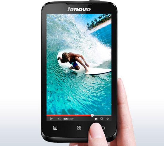 Обзор смартфона Lenovo A316
