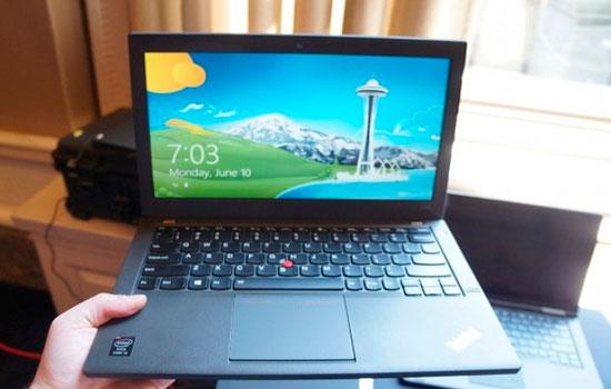 Lenovo THINKPAD X240 m5 - сенсация, которой не ждал никто