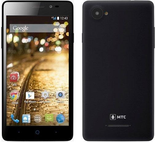 Обзор смартфона МТС Smart Run 4G