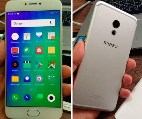 Отзыв о смартфоне Meizu MX6