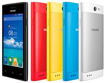 Обзор-анонс смартфона Philips S309